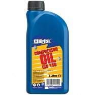 CLARKE SAE40 ISO 150 PISTON COMPRESSOR OIL (RED LINE COMPRESSORS) 1 LITRE